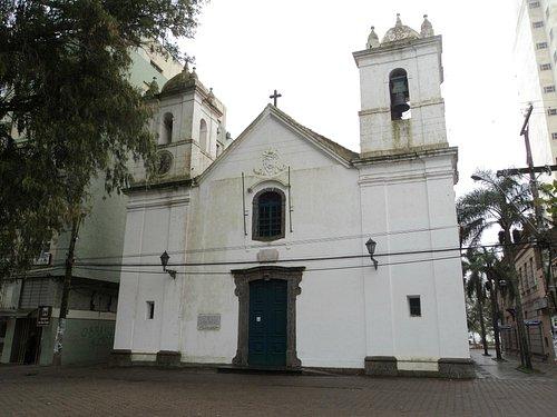 Catedral de São Pedro da cidade de Rio Grande, RS - Brasil.