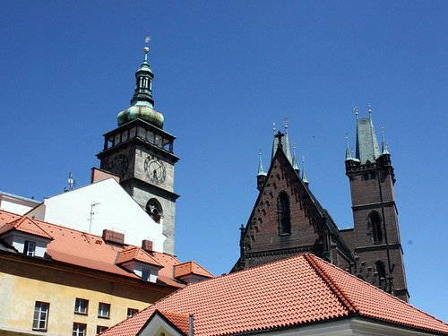 Holy Ghost Cathedral and White Tower