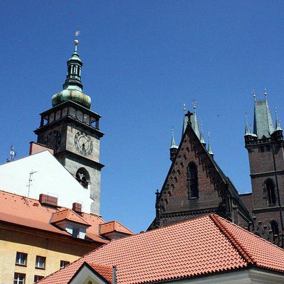 White Tower and Holy Ghost Cathedral