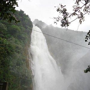Cascada El Chiflón, Velo de Novia...