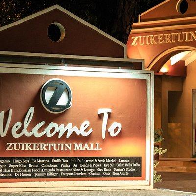 Zuikertuin Mall - Shop late till 8