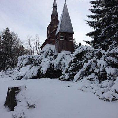 Holzkirche Hahnenklee
