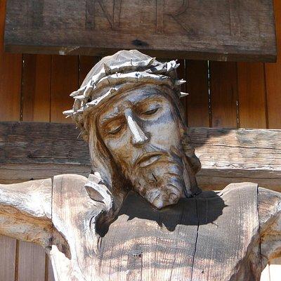 Cristo de 4 metros