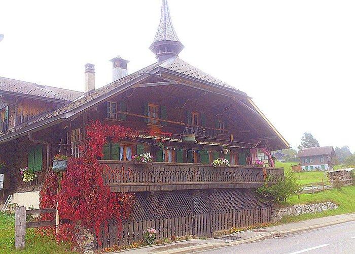Rougemont - vernacular architecture