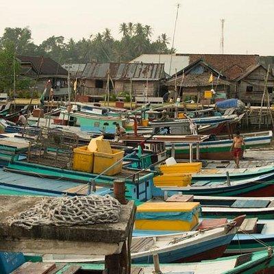 Kurau Fishermen Village