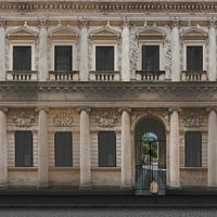 facciata Palazzo Barbarano