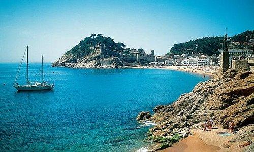 Playas - Tossa de Mar