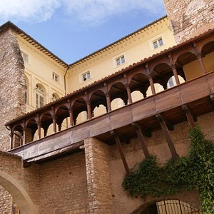 Palazzo Cruciani Ballatoio