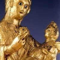 goldene madonna!!!