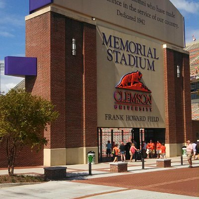 Clemson's Memorial Stadium