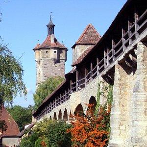 klingentor torre e mura