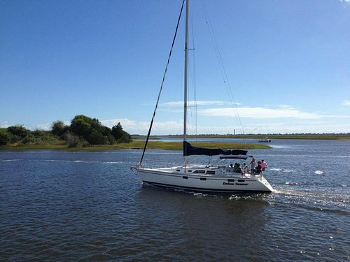 Sights along the Atlantic Intracoastal Waterway
