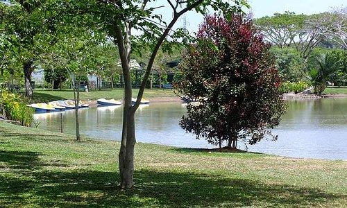 boating / fishing lake