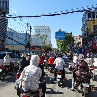 Motorbike Tour
