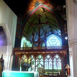 Inside St Paul