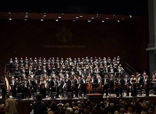 orchestra e coro del Maggio Fiorentino