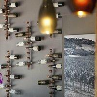 beautiful wine holders