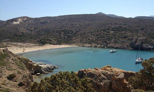 Agathia beach