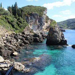 La Grotta, Paleo, Corfu