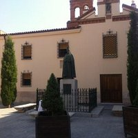 Entrada del convento