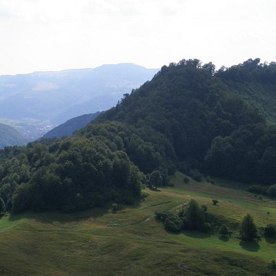 View from Rapsone's Castle