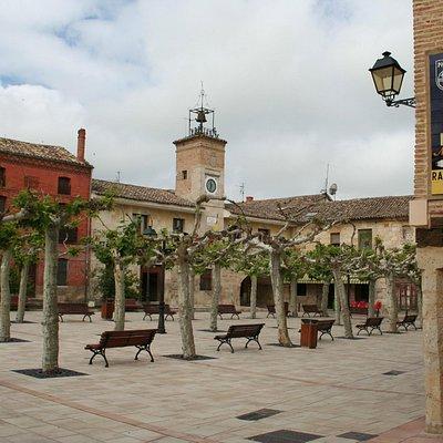 Plaza Mayor de Astudillo