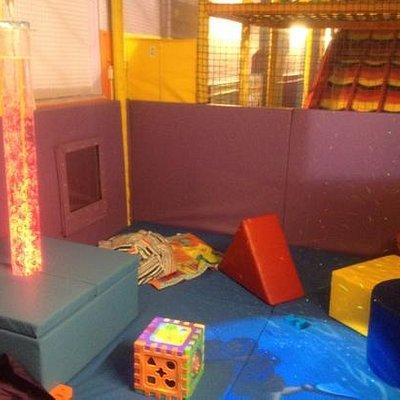 baby sensory room
