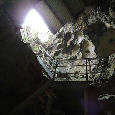 Miyama Limestone Cave - Interior