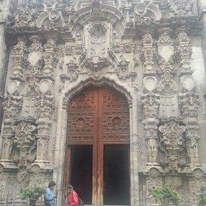 Photo of Ex Convento de Santa Clara taken with TripAdvisor City Guides