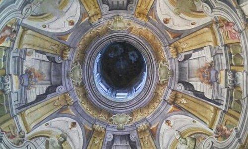 affreschi della volta