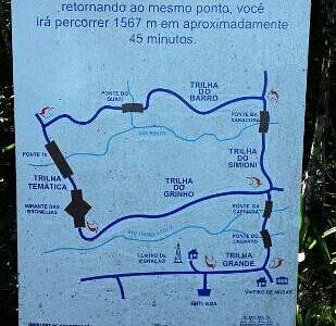 Parque estadual rio da onça
