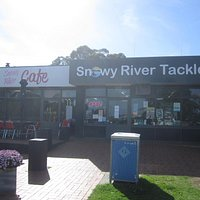 Snowy River Cafe and Tackle Shop