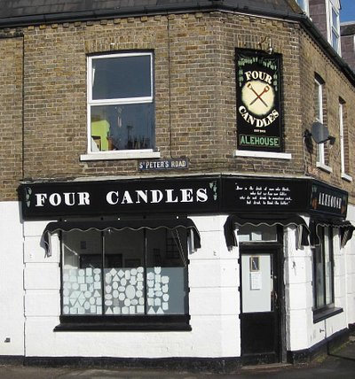 The Four Candles Alehouse