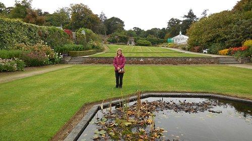 Mount Congreve Walled Garden