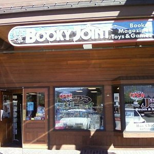 Booky Joint Exterior