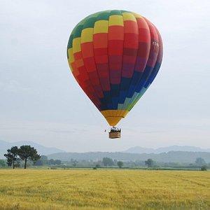 Balloon flights Airona