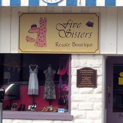 Five Sisters Resale Boutique