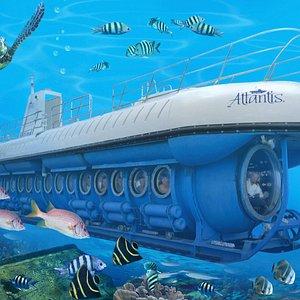 Atlantis Submarines in Aruba
