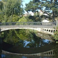 Donovan's Bridge, UCC grounds