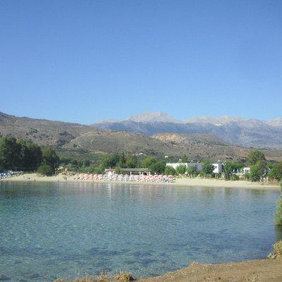 kalivaki beach