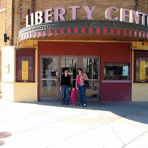 The Liberty Theater - Eunice, La.