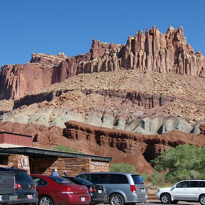 Visitor Center Capitol Reef NP