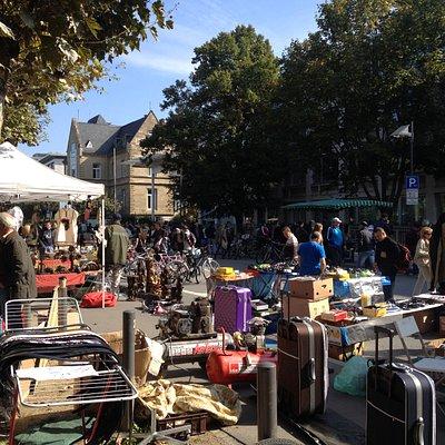 Flee Market Frankfurt