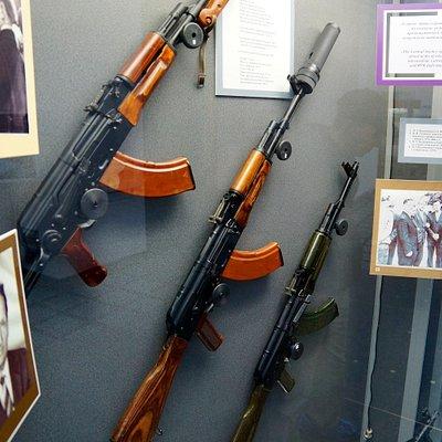 Музейный Комплекс Калашникова М.Т.