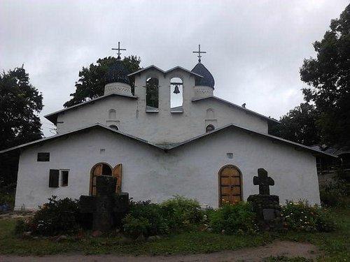 Церковь Покрова и Рождества от Пролома