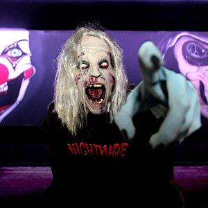 NIGHTMARE - horror maze