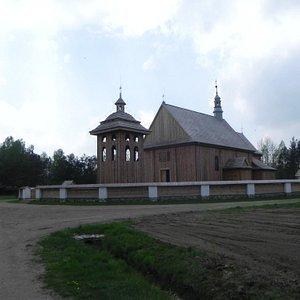 Skansen church