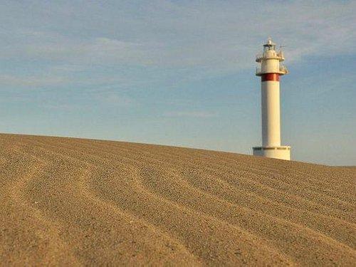 Playa La Punta del Fangar. Foto de Jordi Gil Ferrer