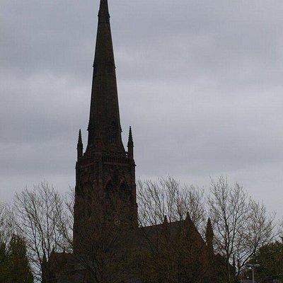 Parrish Church, Warrington, Cheshire, UK
