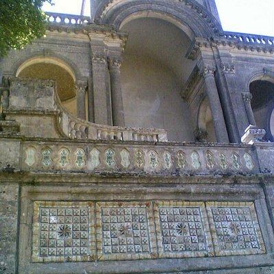 Театрино - вход в Музей Керамики